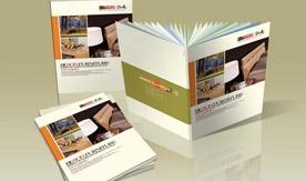 泰州样本画册设计
